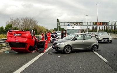 Tipos de indemnizaciones por accidentes de trafico