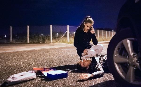 Que hacer al ser la victima en un accidente de trafico