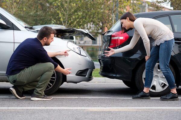 Quien es el culpable en un accidente de trafico
